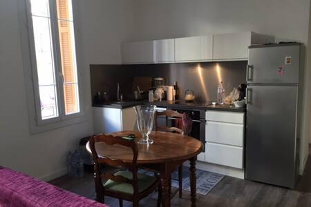 Bel appartement au coeur de Corté - Corte - Apartment