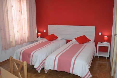 Habitación Rosas - Tàrbena - Bed & Breakfast