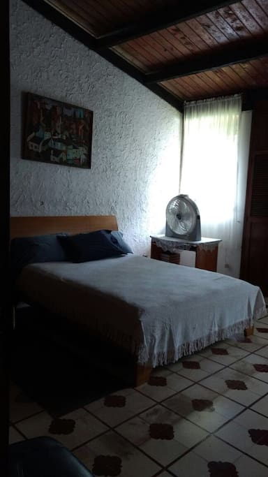 Habitacion doble - double room