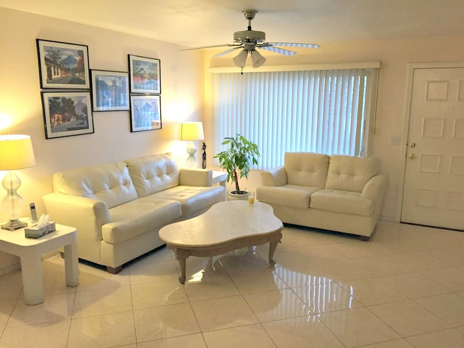 Main Living Room - Masterbedroom has a 2nd private living room and there is a additional Family Room also.