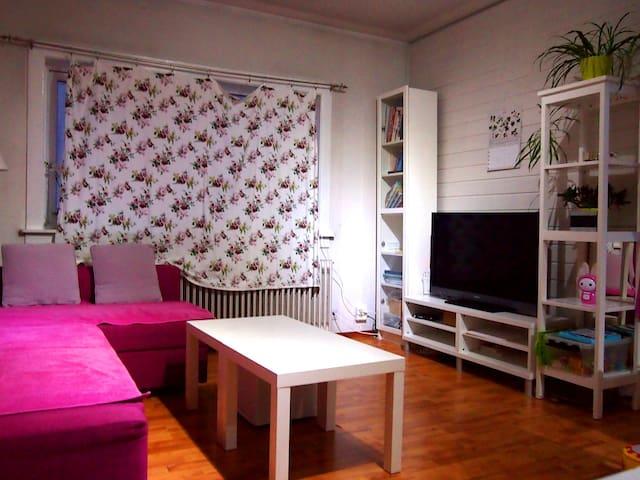 Rooms in apartment beside NTNU campus