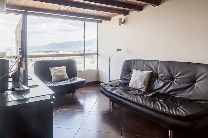 4 Rooms Penthouse Bogotá - Bogotá - Apartment