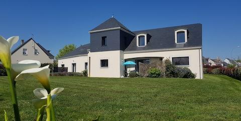 Le Relais de l'Hermitage en Anjou Bleu ***