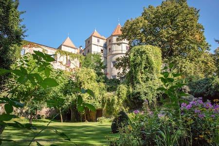 Romantisches Schlossappartement