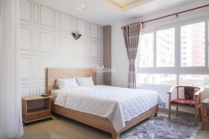 Luxury Service Apartment In Binh Thanh District