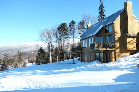 Saddleback Mountainside Condo - ***Ski In/Out***