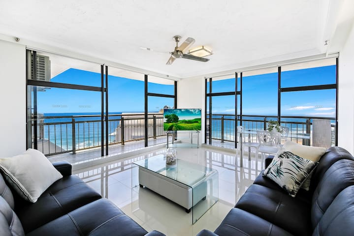 Oceanview Exec 27th level 1 Bedroom Beach Apt