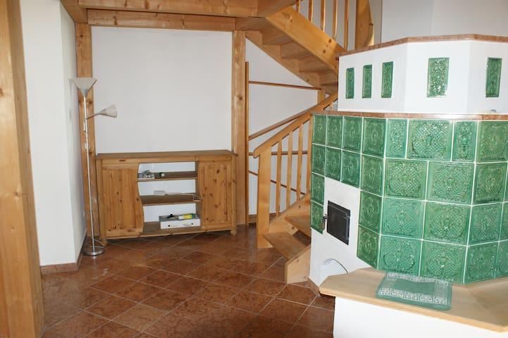 Appartement Panoramblick I nähe Salzburg-Oberndorf - Jauchsdorf - Hus