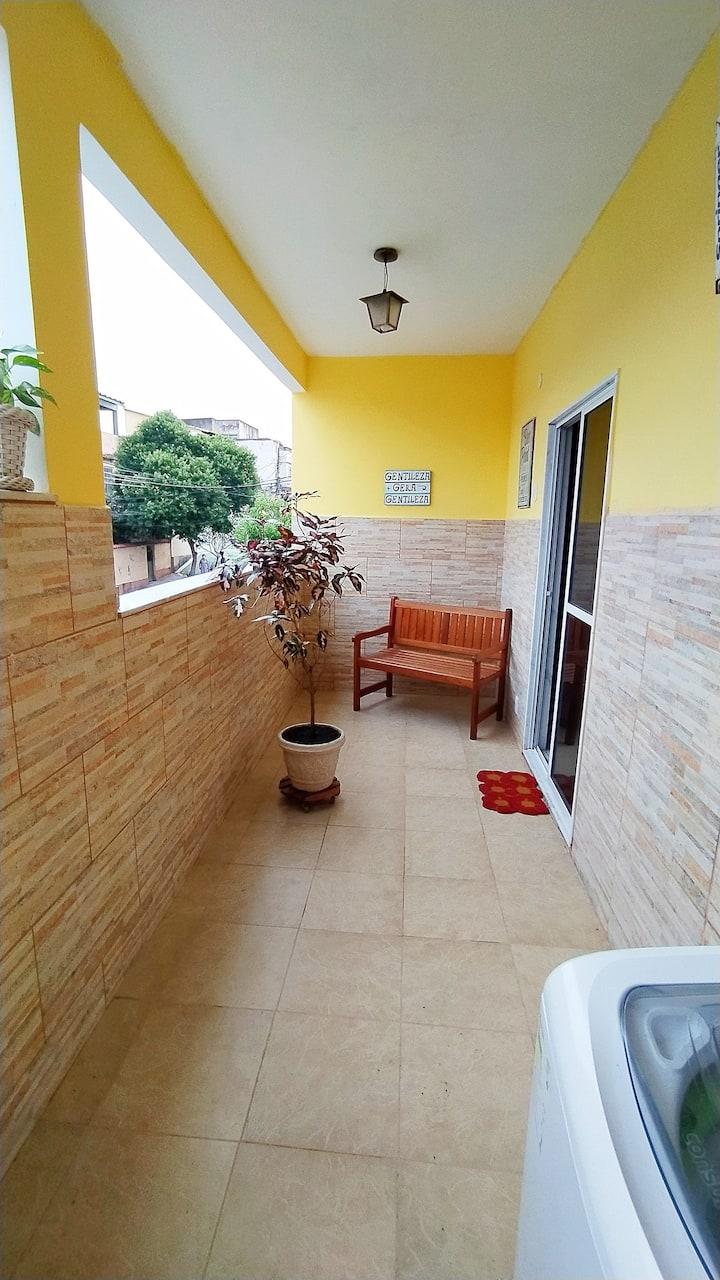 Casa Rústica - Vila Militar, Madureira ,Marechal