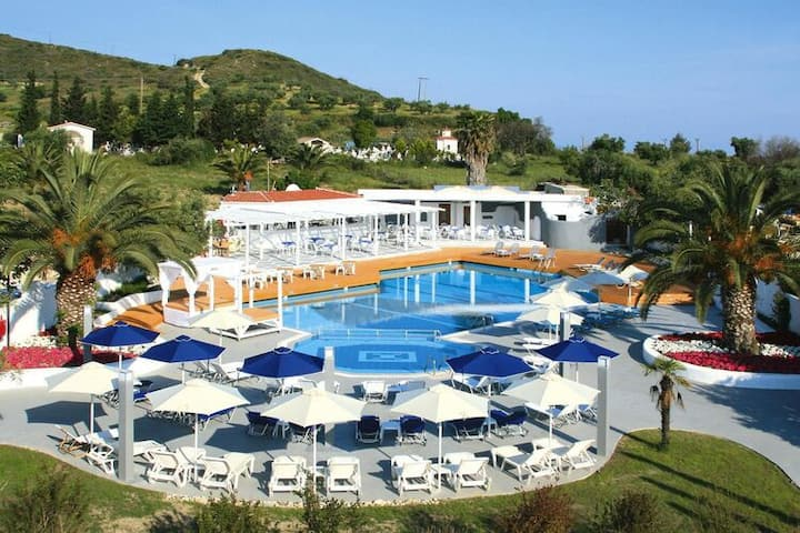 4 star holiday home in Pefkochori