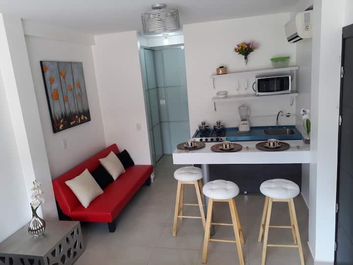 Hermosa suite acogedora en Ciudad Celeste