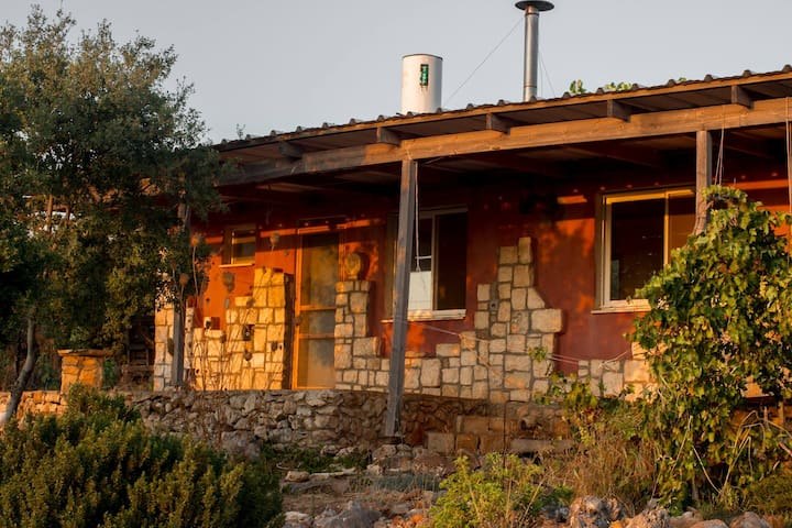 Mountain Top House in Klil