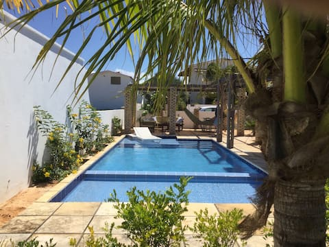 Casa Jardin Pergola - Paraíso do Brasil, Touros
