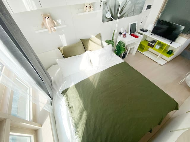16th Jan. OPEN! Super cozy and clean Green house!