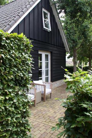"""""""Het Buitenhuis"""", luxe cottage Kampen Zuid"""