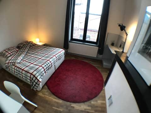 Luxueux appartement équipé et calme centre-ville