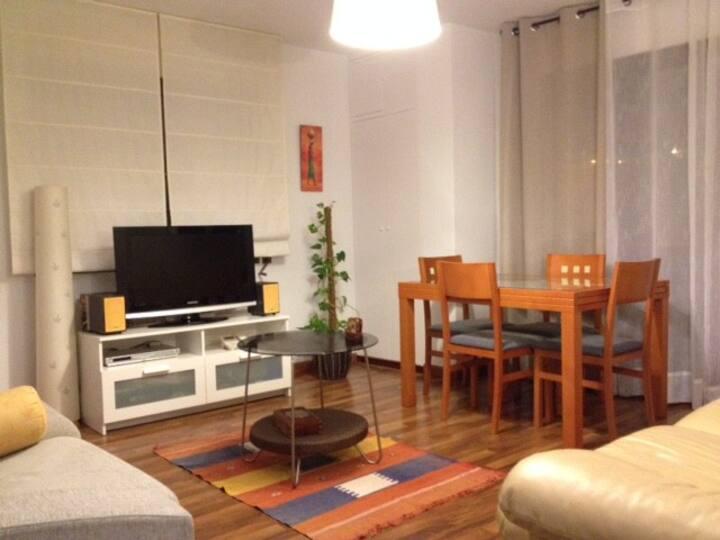Apartamento en Las Rozas.