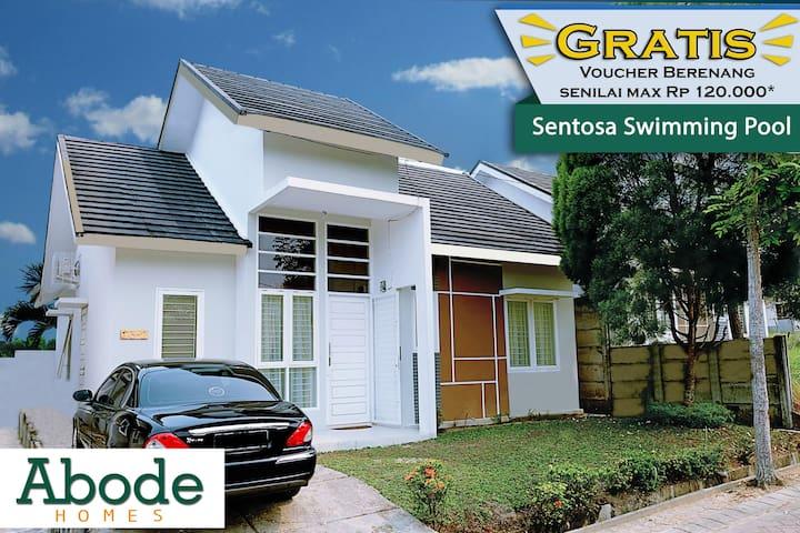 ABODE HOMES - Sentosa 3BR 7mins Alam Mayang #C302