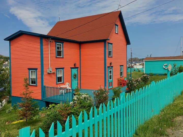 Pumpkin House...a Museum Guest House