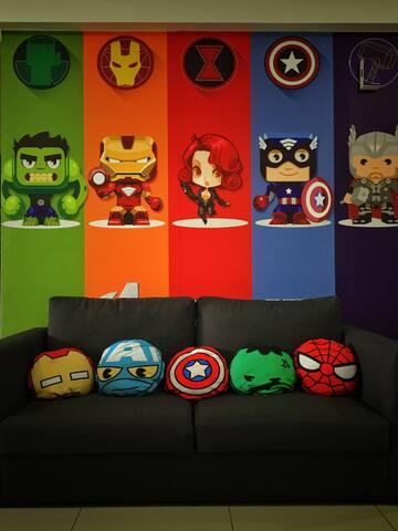 Marvel homestay @ majestic Ipoh