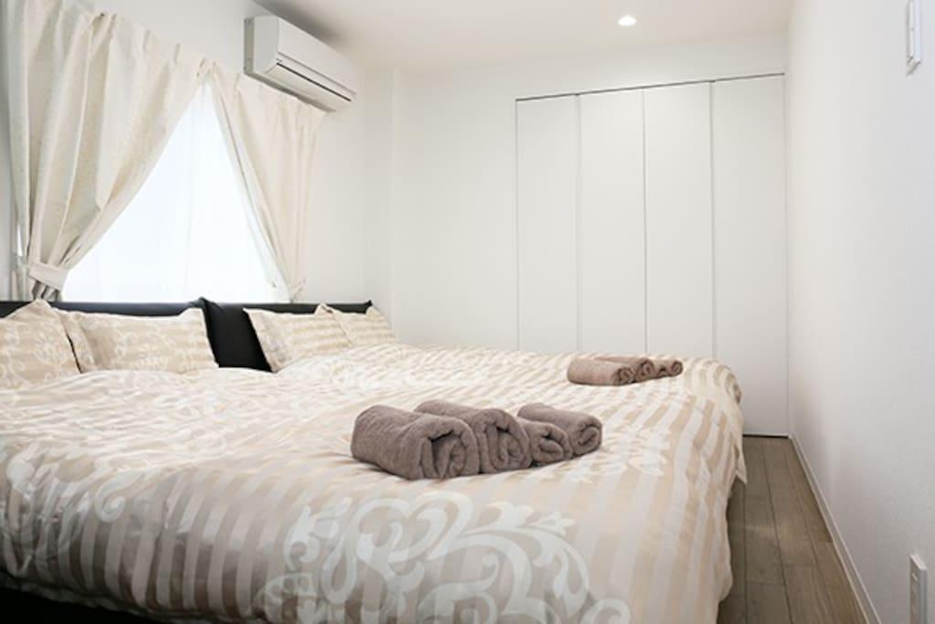 寝室1 Bedroom1 卧室1