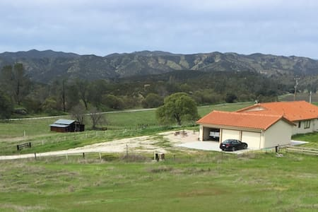 Pinnacles Ranch:  Closest to Park Entrance
