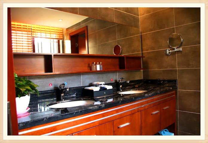 武汉周边高端(套院)农耕主题度假休闲,整套山水四合院,带厨房餐厅客厅麻将室