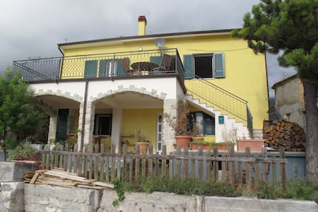 Beautiful old house with panoramic view - Gallo - Villa