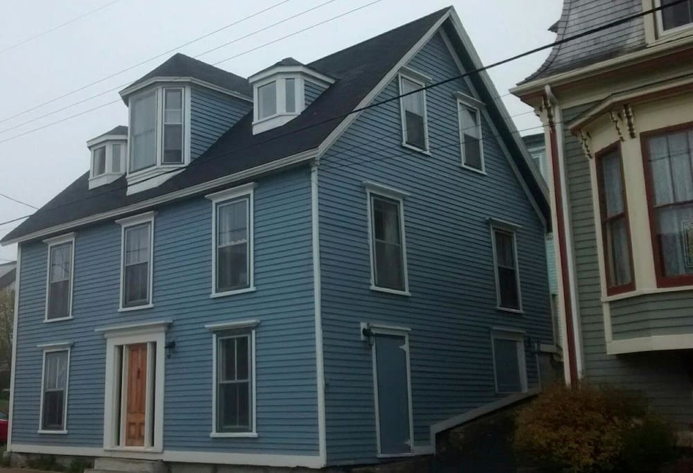 NEW LISTING!  (Apt 2) Centrally located in beautiful Lunenburg!
