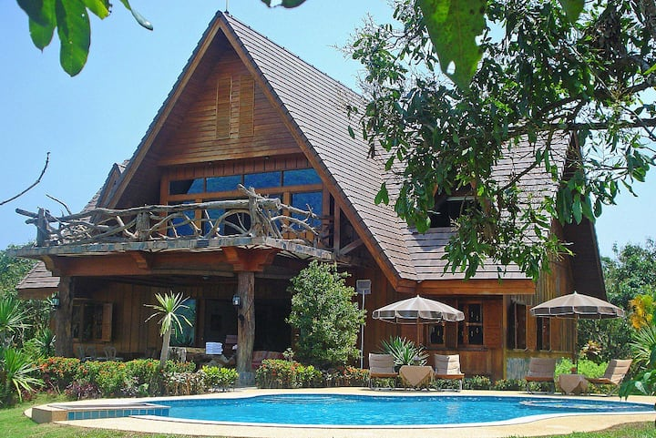 Doi Luang Reserve | 6 Bed Countryside Pool Villa