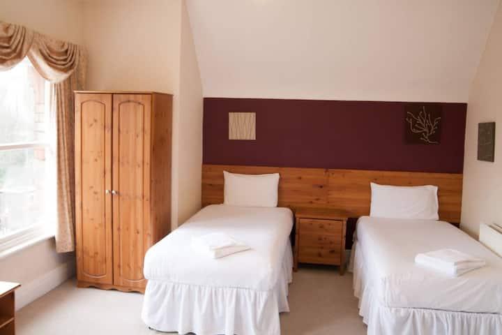 Sefton Park Hotel - Twin Room