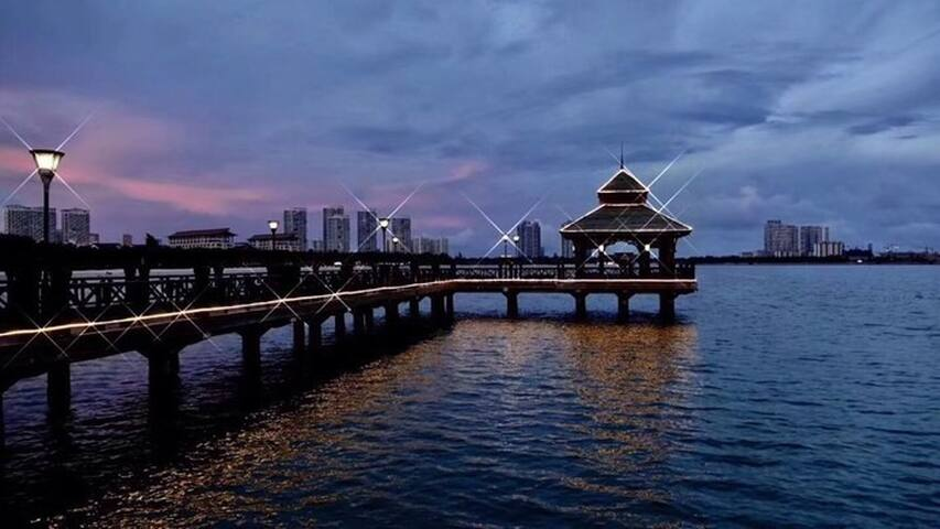 海南文昌逸龙湾60平米观海度假房