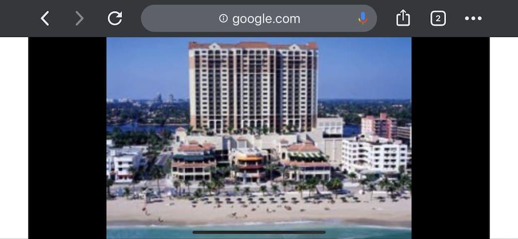 Marriott Beachplace Fort Lauderdale 2/7-/2/14 2020