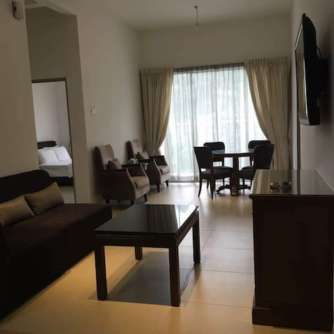 Family Friendly Apartment at Cameron Highlands