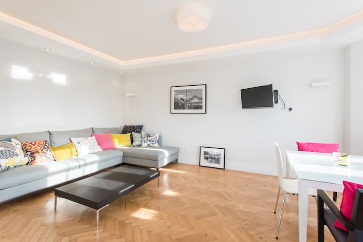 Modern, spacious 1 bed flat in Notting Hill - London - Apartment