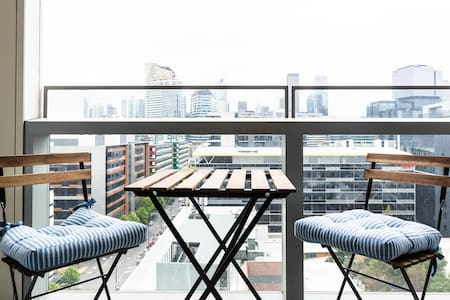 Melbourne CBD waterside brandnew apartment - Docklands