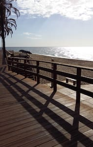 On the beach apartment - Sitio de Calahonda