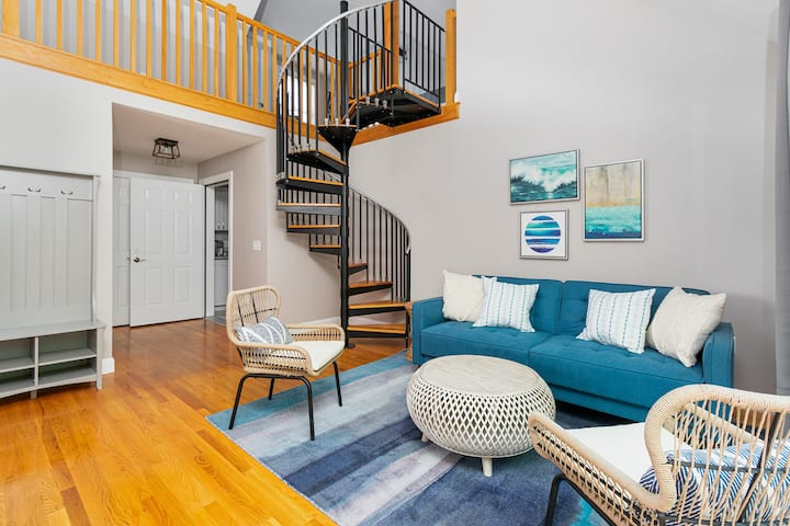 The Cove At Rockport- Millbrook A Townhome With Loft- Park View