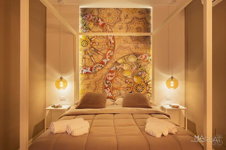 Marla's boutique rooms Carretto