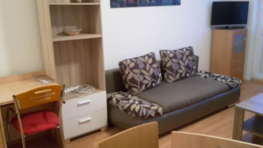 Pekný malý byt v novostavbe
