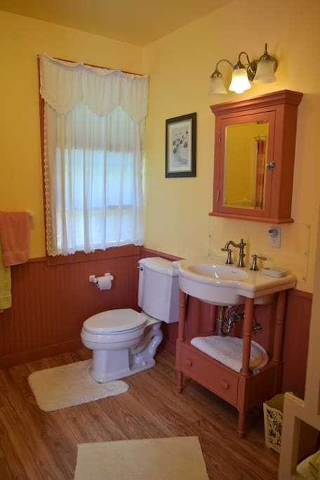 Guest Bathroom 1