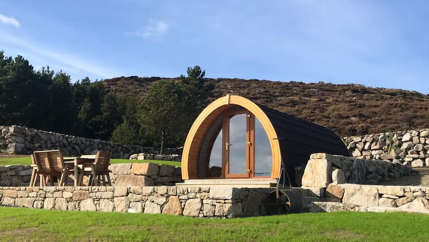 Carrick Little Glamping - POD 1