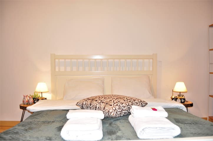 Newly Renovated Cosy Apartment & Historic Town
