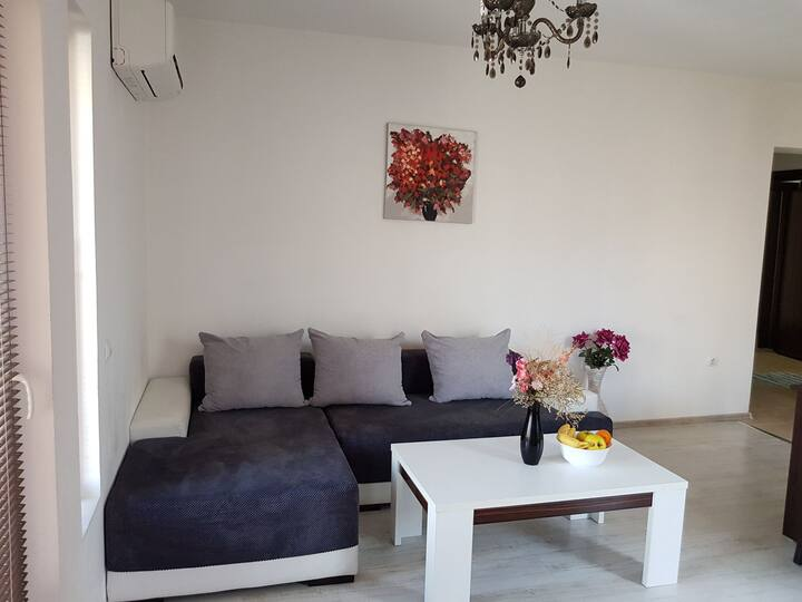 Mariya's Two Bedroom Apartment with Balcony