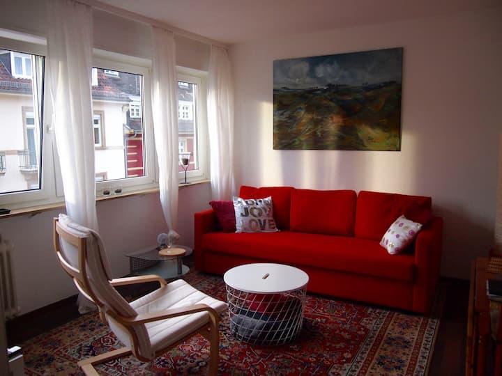 Nice comfortable 2 room flat - Best neighborhood !