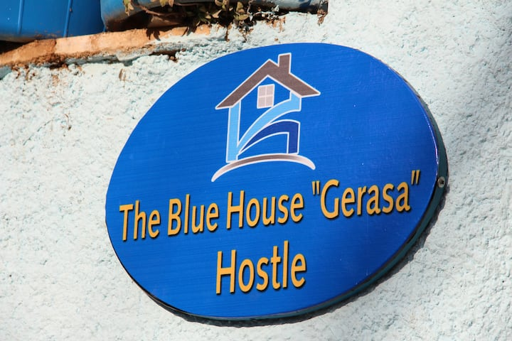 "The Blue House ""Gerasa"""