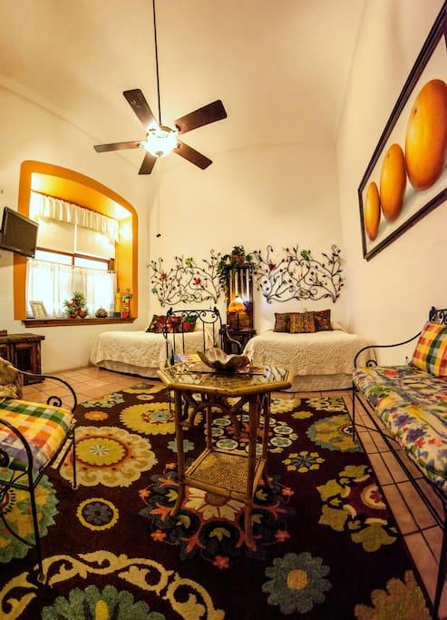 El Rinconcito de Doña Teté - Dormitorio 3