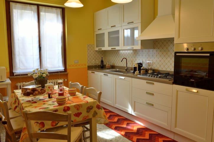 La casa di' Grillo - San Casciano in Val di Pesa - Apartamento