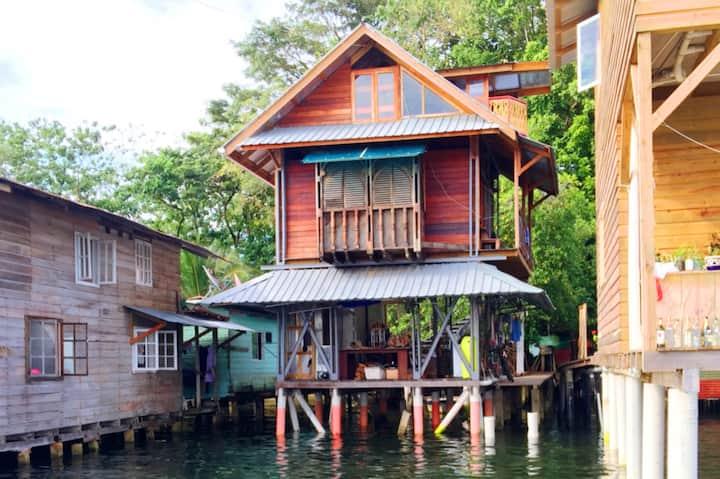 Artist's House on the Sea