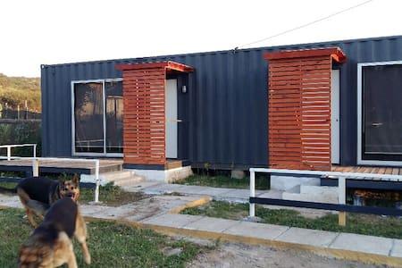 Tranquila cabaña para 3 personas en Limache - Zomerhuis/Cottage